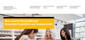 sap business one kasse