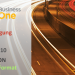 SAP Business One DATEV AddOn