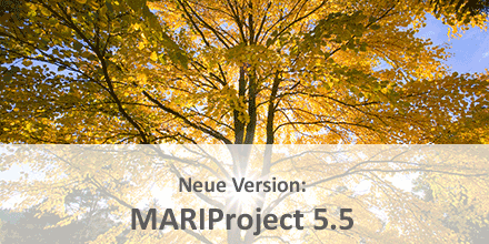 MARIRPoject version 5.5